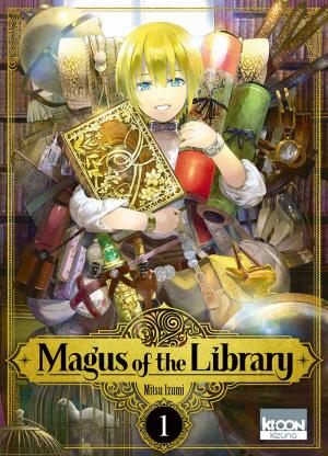 Magus of the Library # 1