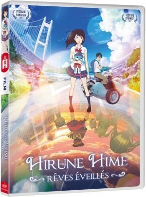 Hirune Hime édition DVD