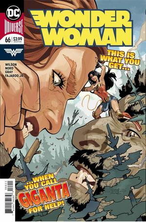 Wonder Woman # 66 Issues V5 - Rebirth (2016 - 2019)