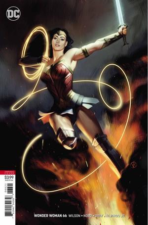 Wonder Woman 66 Issues V5 - Rebirth (2016 - 2019)