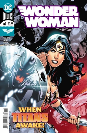 Wonder Woman # 67 Issues V5 - Rebirth (2016 - 2019)