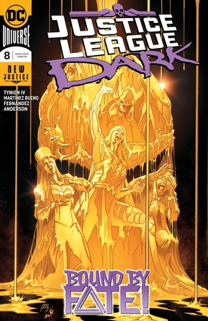 Justice League Dark # 8 Issues V2 (2018 - Ongoing)