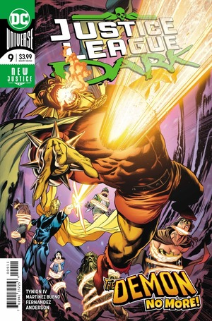 Justice League Dark 9 Issues V2 (2018 - Ongoing)