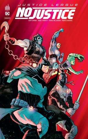 Justice League - No Justice  TPB hardcover (cartonnée)