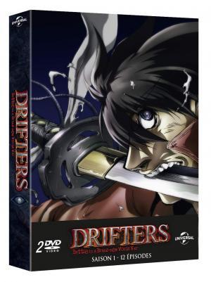 Drifters  DVD