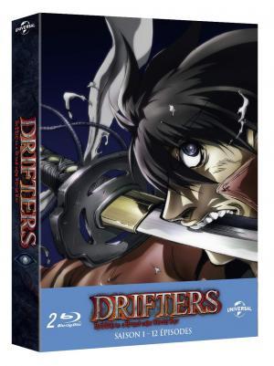 Drifters  Blu-Ray
