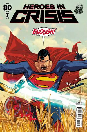 Heroes in Crisis # 7 Issues (2018 - 2019)