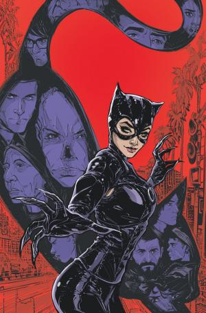 Catwoman # 8 Issues V5 (2018 - Ongoing)