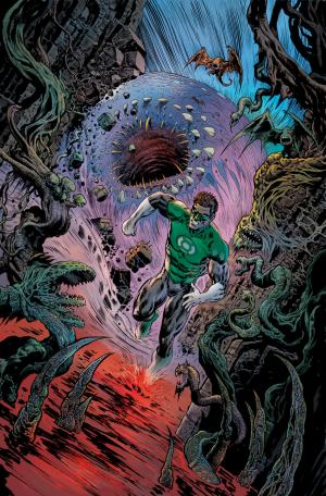The Green lantern # 5 Issues V1 (2018 - Ongoing)