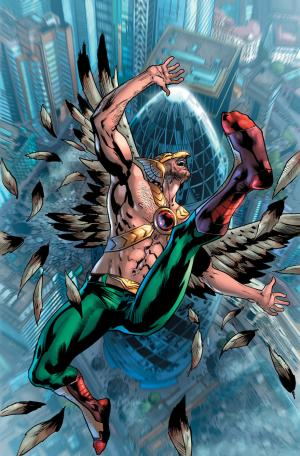Hawkman 10 Issues V5 (2018 - Ongoing)