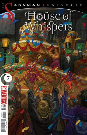 House of Whispers 7 Issues (2018 - ongoing)