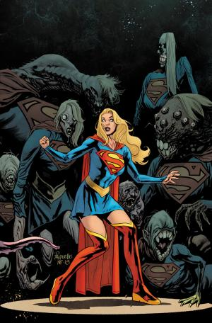 Supergirl 28 Issues V7 (2016 - Ongoing)