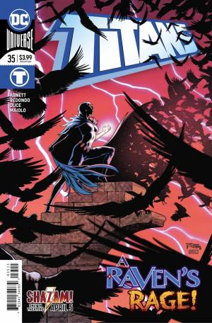 Titans (DC Comics) 35 Issues V3 (2016 - Ongoing) - Rebirth