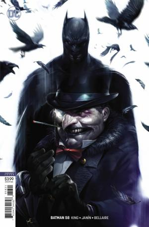 Batman # 58
