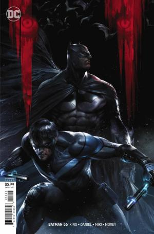 Batman # 56