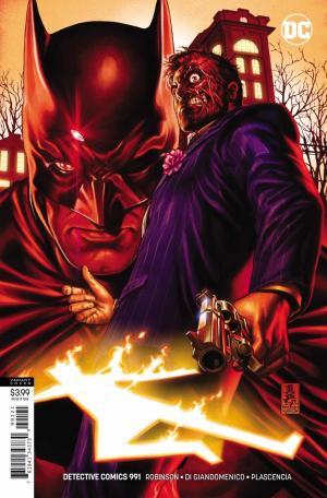 Batman - Detective Comics # 991
