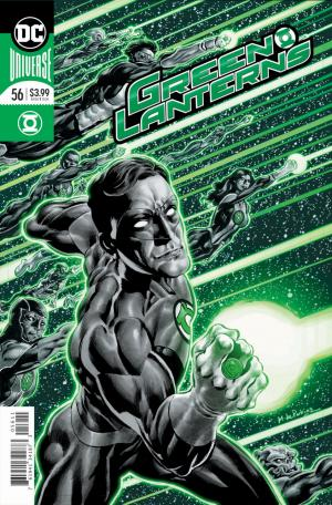 Green Lanterns # 56 Issues V1 (2016 - Ongoing)