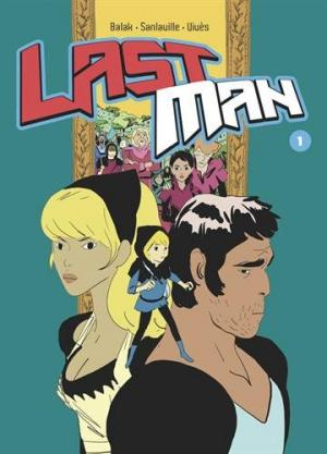 Last man édition Collector