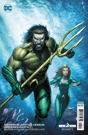 Aquaman-Justice League: Drowned Earth Special # 1 Issue V1 (2018 - Ongoing)