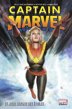 Captain Marvel # 1 TPB Hardcover - Marvel Deluxe - Issues V8