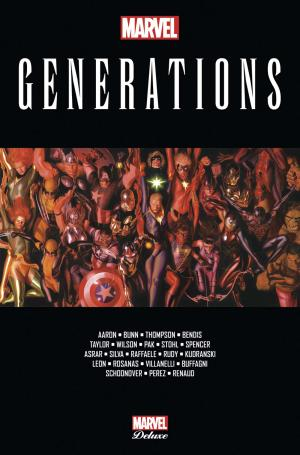 Marvel Generations 1