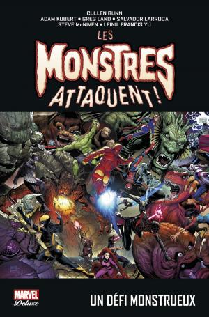 Les Monstres Attaquent !  TPB Hardcover - Marvel Deluxe