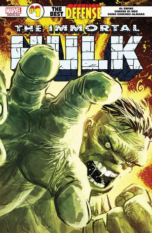 Immortal Hulk - The Best Defense # 1 Issue (2018)