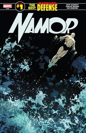 Namor - The Best Defense # 1 Issue (2018)