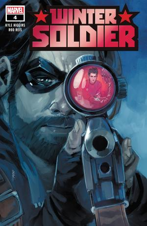 Winter Soldier 4 Issues V2 (2018 - 2019)