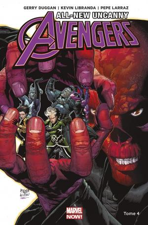 All-New Uncanny Avengers 4 TPB Hardcover - Marvel NOW!