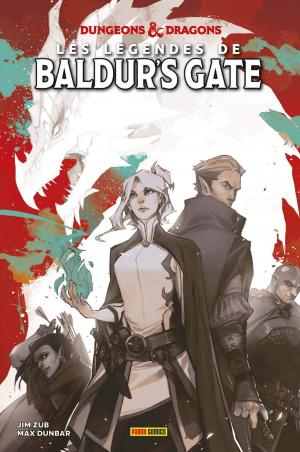 Dungeons & Dragons - Les Légendes de Baldur's Gate  TPB hardcover (cartonnée)