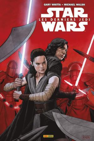 Star Wars - Les Derniers Jedi édition TPB hardcover (cartonnée)