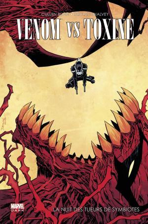 Venom - Venom vs Toxin  TPB hardcover (cartonnée)