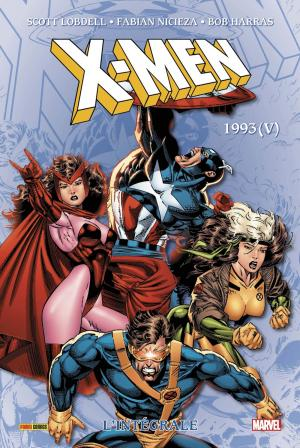 X-Men # 1993.5 TPB Hardcover - L'Intégrale
