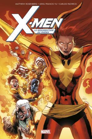 X-Men - La Résurrection du Phénix  TPB hardcover (cartonnée)
