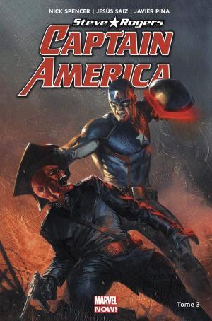Captain America - Steve Rogers 3 TPB Hardcover - Marvel Now!