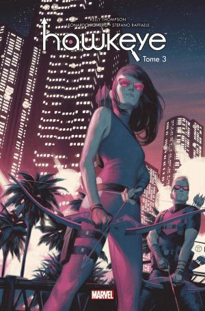 Hawkeye 3 TPB Hardcover - 100% Marvel - Issues V5