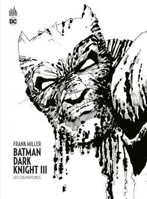 Dark knight III - recueil des couvertures variantes  TPB hardcover (cartonnée)
