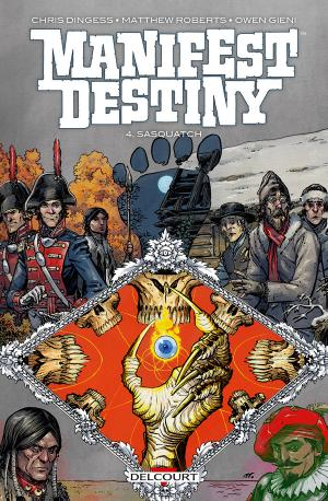 Manifest Destiny 4 TPB hardcover (cartonnée)