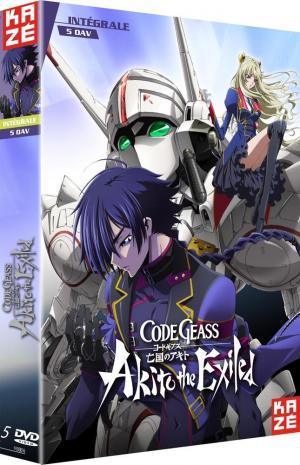 Code Geass - Akito  Intégrale
