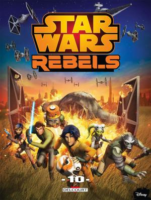 Star Wars - Rebels 10 TPB hardcover (cartonnée)