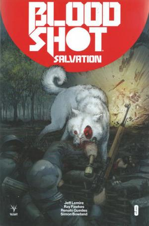 Bloodshot Salvation # 9 Issues (2017 - 2018)