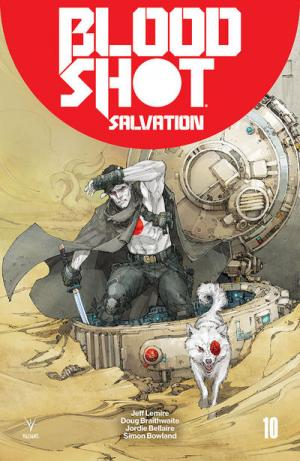 Bloodshot Salvation # 10 Issues (2017 - 2018)