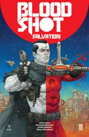 Bloodshot Salvation # 11 Issues (2017 - 2018)