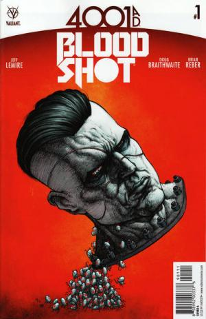 Bloodshot Salvation # 1 Issues