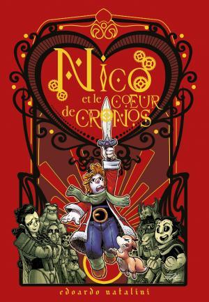 Nico et le cœur de Cronos  simple