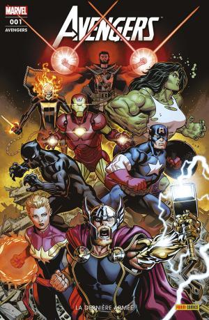 Avengers édition Softcover V1 (2019)
