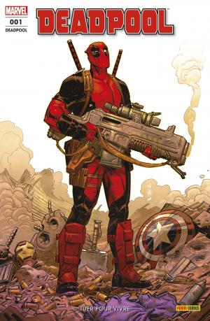Deadpool édition Softcover V1 (2019)