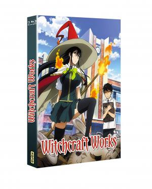 Witchcraft Works 1 Intégrale Blu-ray