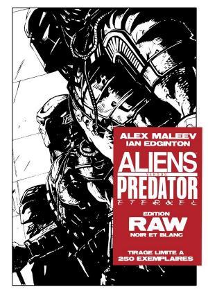 Aliens versus Predator - Eternal  TPB hardcover (cartonnée) - RAW
